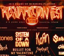 Cartel Resurrection Fest 2021… 15+1 año del festival