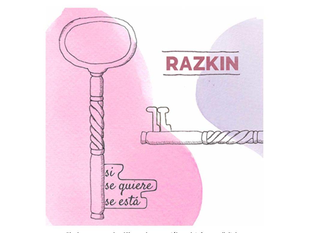 "Videoclip ""Si se quiere se está"" de Razkin"