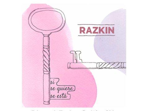 Videoclip «Si se quiere se está» de Razkin