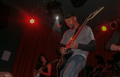Conciertos de Tony Macalpine: Electric Illusionist Tour