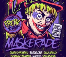 Conciertos Talco Maskerade «Freak Tour 2021»