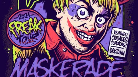 Conciertos Talco Maskerade «Freak Tour 2021»