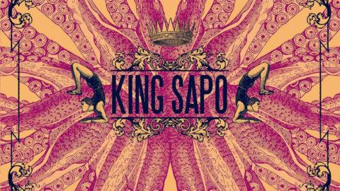 """King Sapo presentan nuevo trabajo «Lengua Púrpura"""""""