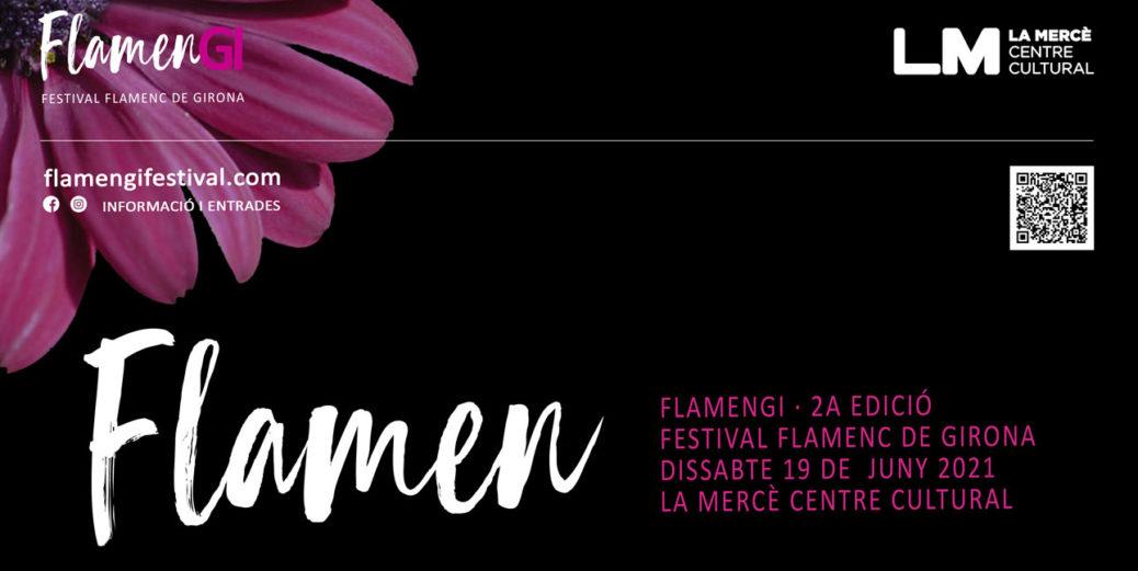 Cartel FlamenGi 2021