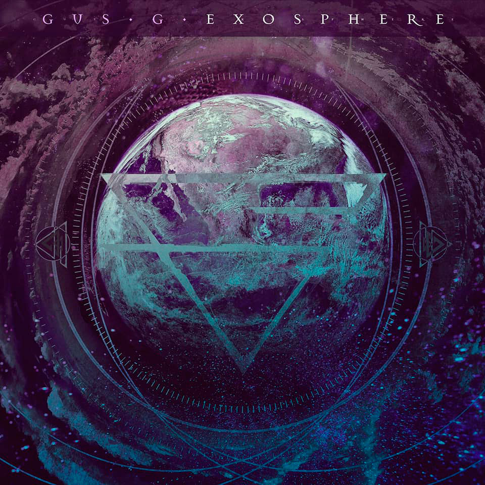 Portada Exhosphere Gus G