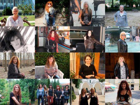 Documental «Ellas son Eléctricas»: Las pioneras del Rock Duro y el Heavy Metal en España