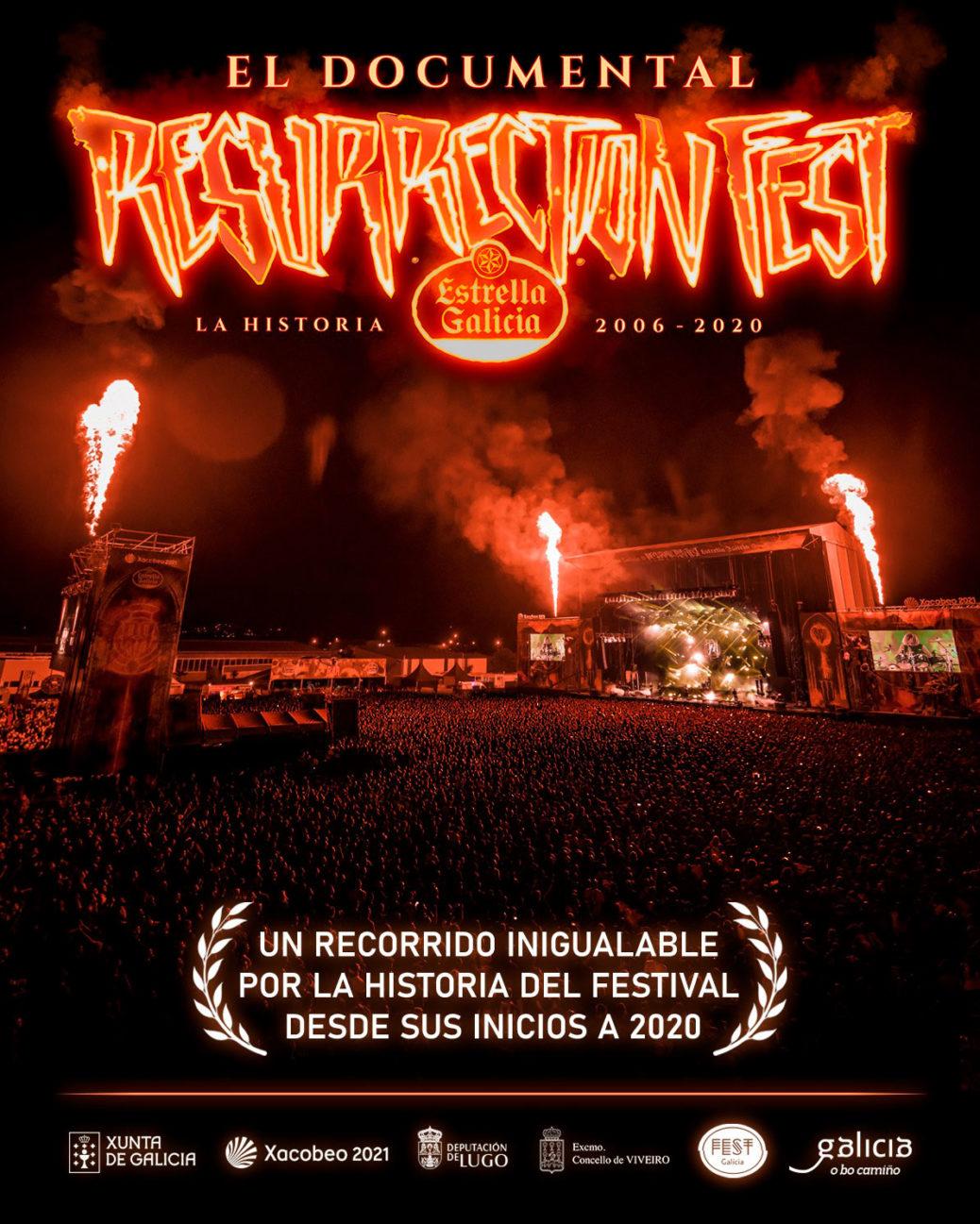 Documental Resurrection Fest La Historia