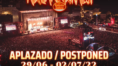 El Resurrection Fest Estrella Galicia se aplaza a 2022 (ENG / GAL / CAS)