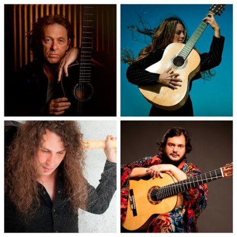 La guitarra protagoniza un ciclo de cuatro conciertos en el Edificio Miller de Las Palmas: Dominic Miller, Yamandu Costa, Noa Drezner Trío y Robert Rodrigo