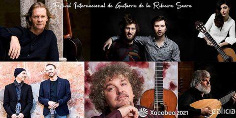 1ª Edición del Festival Internacional de Guitarra de la Ribeira Sacra