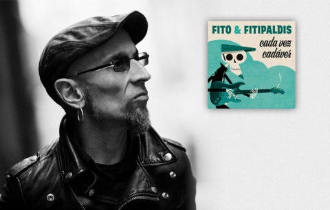 "Fito & Fitipaldis presentan ""Cada vez cadáver"" primer adelanto de su nuevo disco"