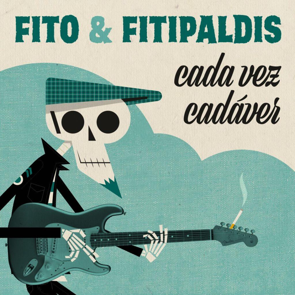 """Fito & Fitipaldis presentan """"Cada vez cadáver"""""""