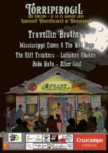 cartel del Frank Rock & Blues Festival