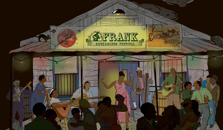 Frank Festival Rock & Blues