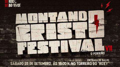 Cartel Montando Cristo Festival 2021