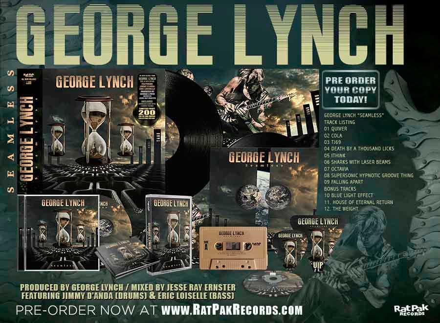 George Lynch Seemless