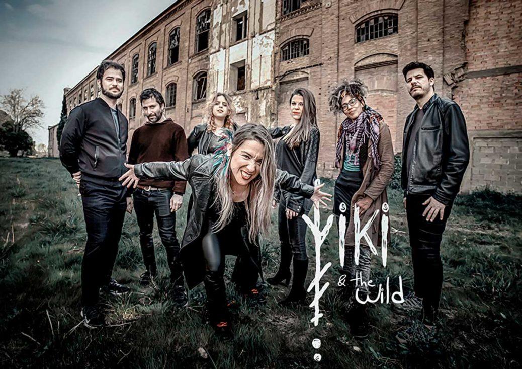"""Viki and The Wild publica su primer disco """"Libre"""""""
