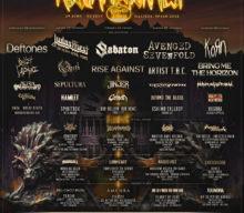 Cartel Resurrection Fest 2022, el Resu más grande de la historia