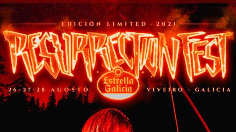 Cartel Resurrection Fest Estrella Galicia Limited 2021: 3 días de un mini-resu