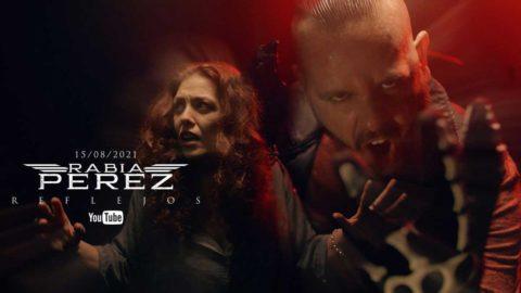 Rabia Pérez, videoclip de su nuevo tema «Reflejos»