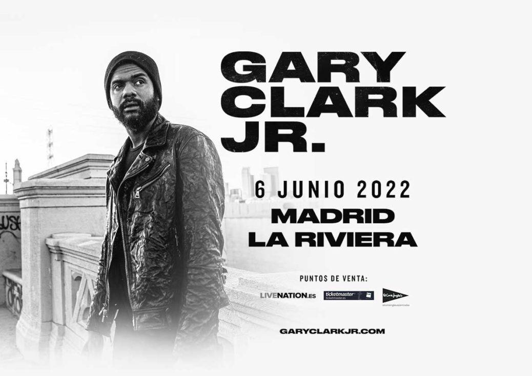 Concierto Gary Clark Jr Madrid 2022