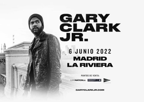 Concierto de Gary Clark Jr. en Madrid