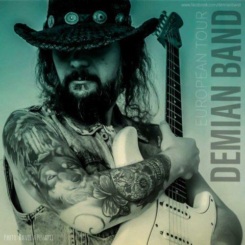 Conciertos de Demian Band España 2021