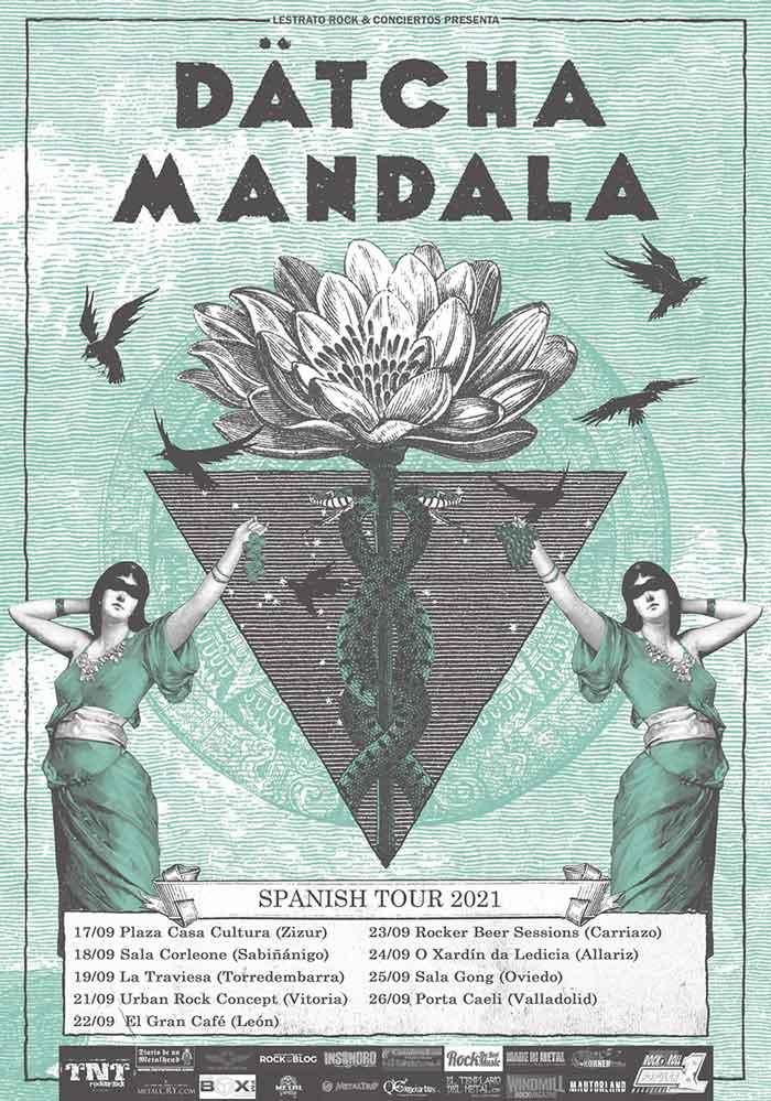 Fechas conciertos Dätcha Mandala