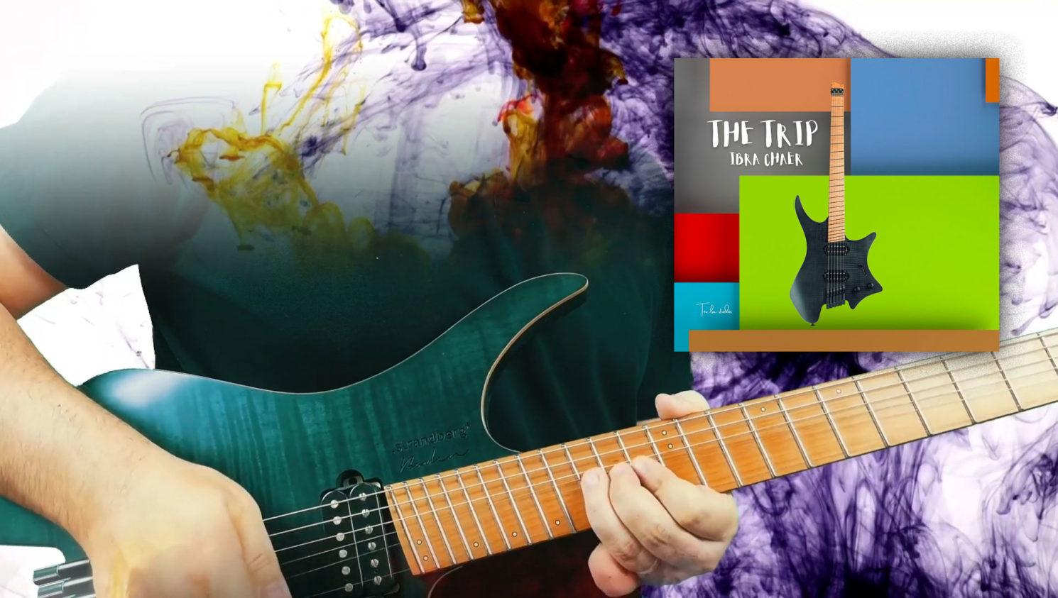 """The Trip"", primer álbum instrumental de Ibra Chaer"