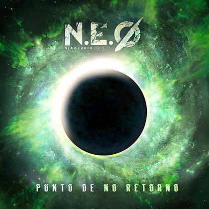 Portada del segundo álbum de la banda NEO