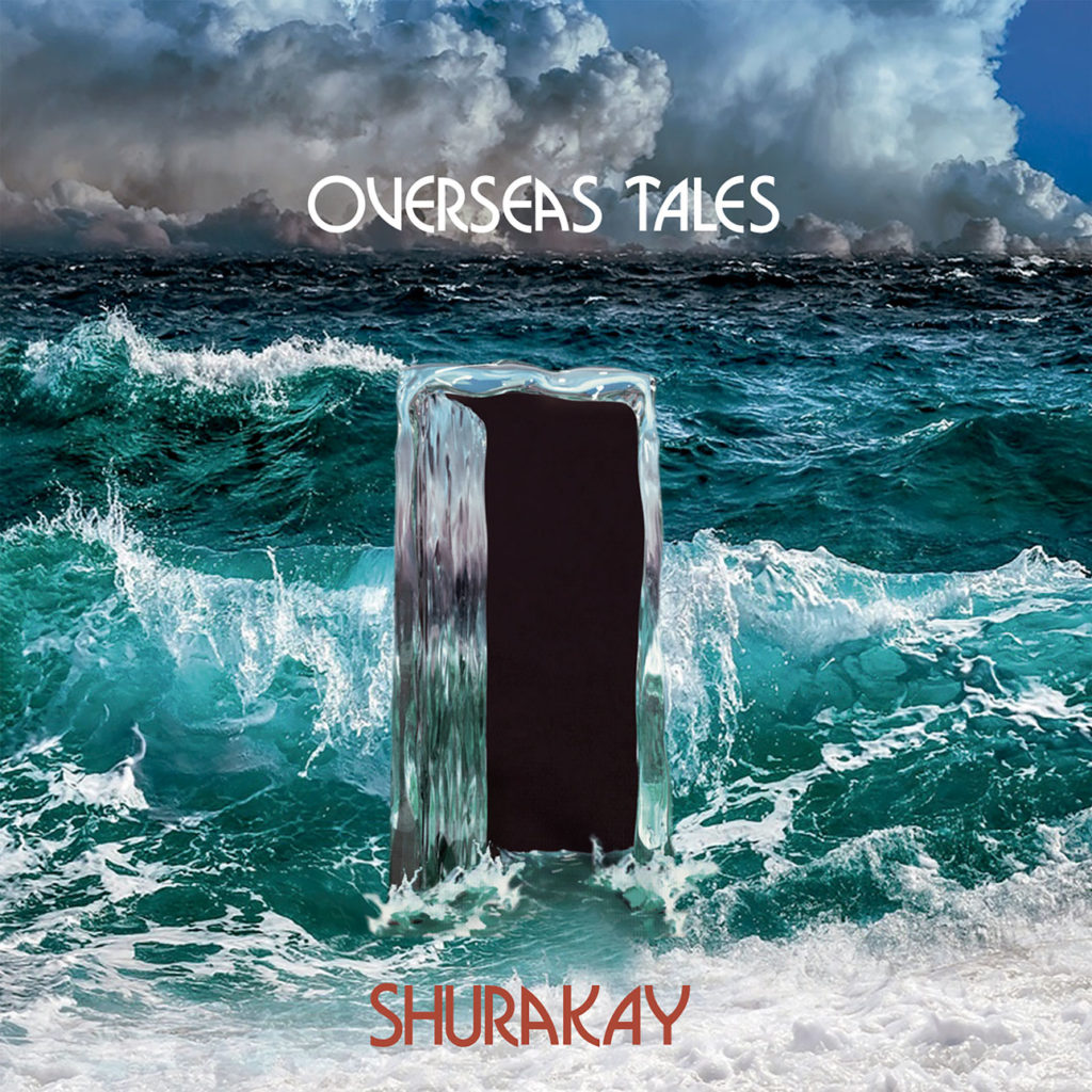 Portada de Overseas Tales - Shurakay