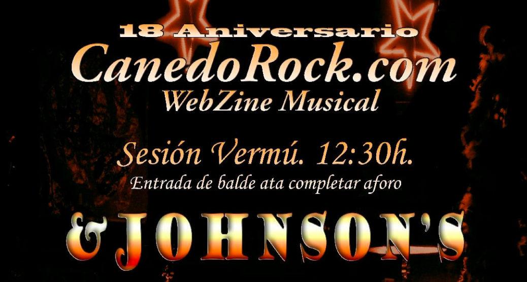 Aniversario Canedo Rock
