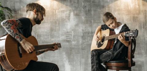 Dónde aprender a tocar la guitarra en España